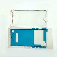 "Front & Back Adhesive Sticker Fr Sony Z5 Premium 5.5"" Z5+ Plus E6833 E6853 E6883"