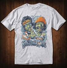 Cheech And Chong Zombie T-Shirt Vintage Gift For Men Women Funny Tee