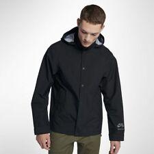 ee1ff0698476 Men s Nike SB Skateboarding Gore-Tex Nike Shield Jacket Black XL 862805 010