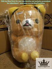 San-X Rilakkuma Headphone Large Plush Bear! + 1 Entry for Mystery Giveaway!