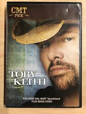 Toby Keith CMT Pick (DVD, 2007) - E1125