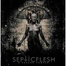 SEPTIC FLESH A FALLEN TEMPLE CD NEW