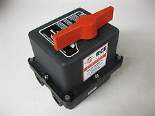 RCE Remote Control Electric Actuator 115vac RCE15-5-4-3-14 150 in. lbs.