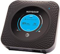 Verizon UNLIMITED Data 4G LTE: Nighthawk M1 Hotspot +1MONTH SIM 4 Home / RV