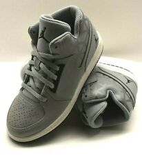 Jordan Boots Basketball Shoes Kids Gray  Size US 13C FREE SHIPPING BRAND NEW