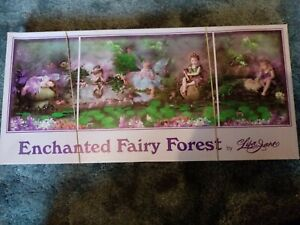 Enchanted Fairy Forest (1 x 1000) ( 2 x 500) Jigsaw Puzzles by Lisa Jane