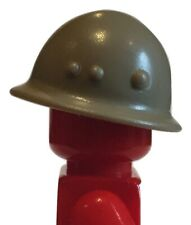Army Helmet Japan for Lego minifigures accessories (tan)
