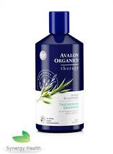 Avalon Organics, Thickening Shampoo, Biotin B-Complex 414ml UK Freepost SYNERGY
