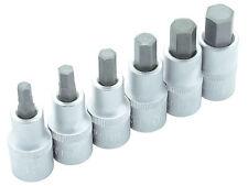 Innensechskant Steck Schlüssel Satz 6mm - 14mm Inbus Nuss Kfz Schraubendreher