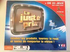 LE JUSTE PRIX   L'édition TF1 Games  du célèbre jeu télé Jeu NEUF sous blister