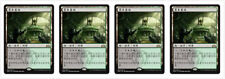 4 Chinese Overgrown Tomb Guilds of Ravnica GRN Magic Gathering MTG MINT