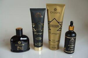 Chogan Men's Scent Perfume Homme Men Shower Gel Body Lotion Oil With Fragrance