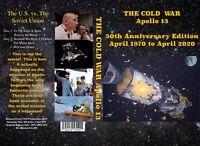THE Cold War - APOLLO 13 (2 DVD Set - 50th Anniversary Edition 1970 - 2020)