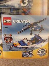 LEGO Creator 3 In 1 4995