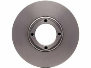 For 1964-1969 Austin Healey Sprite Brake Rotor Front Dynamic Friction 15842ZY