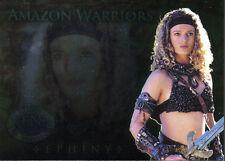 Xena Beauty And Brawn Amazon Warrior Card Aw4