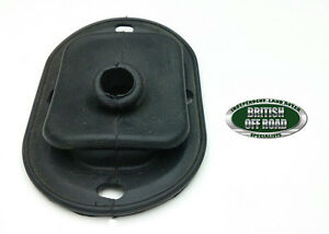 391005 - RANGE ROVER CLASSIC HI/LOW GEAR LEVER BOOT - 4 SPEED
