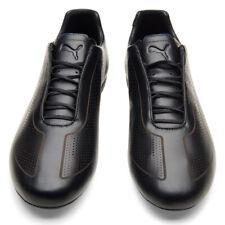 Porsche Design Puma Speedcat LUX Herren Leder Schuh Sneakers Gr-44 Schwarz