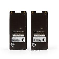 2 x BP-209 BP-210 BP-222 Battery for ICOM F3 F4 F11 F21 F12 F22 F30 F40 F31 F41