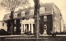 The Castle at Linden Hall Junior College & Girl's School in Lititz PA OLD