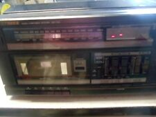 Fisher MC-705 Audio Component System AM/FM Stereo Turntable, For Parts/Repair