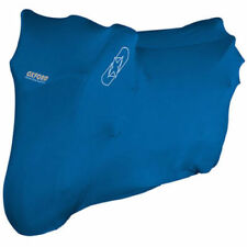Oxford Protex Indoor Motorbike Motorcycle Premium Dust Cover BLUE CV181 X-Large