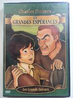 Les grandes espérances DVD NEUF SOUS BLISTER Charles Dickens