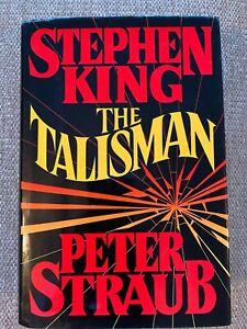 The TALISMAN Stephen King & Peter Straub First Edition Hard Cover DJ 1984