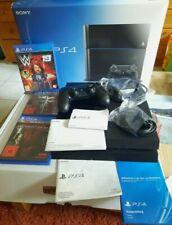 Playstation 4 (500Gb) mit Controller und 3 Spielen top Zustand