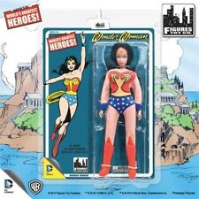 Wonder Woman retro mego 8 Inch  Action Figure With Full Body Artwork ships free!