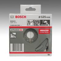 BOSCH PROFI Schleiftopf 125mm x 22,23mm Professional PLUS Topfschleifer GBR 14C