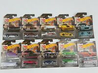 2016 HOT WHEELS Complete set of 10 Garage series cars Walmart Exclusive set