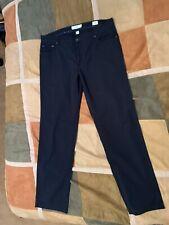Brax navy ultralight cooper fancy regular fit stretch pants 38 x 32 mens NEW