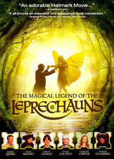 Magical Legend of the Leprechauns DVD, Colm Meaney, Roger Daltrey, Whoopi Goldbe
