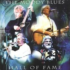 MOODY BLUES HALL OF FAME CD NEW