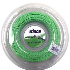 PRINCE Synthetic Gut 16 Duraflex 660ft/200m tennis racquet string reel - Green