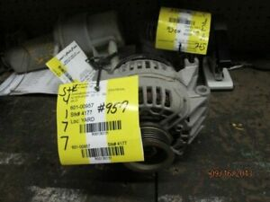 Alternator 102 Amp Opt K43 Fits 03-05 IMPALA 130131