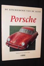 Rebo Book De Geschiedenis van de Auto Porsche Michael Cotton (JvH)