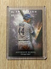 2018 Topps Inception Anthony Rizzo #66 36/150 Chicago Cubs