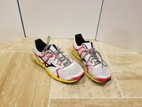 MIZUNO Wave Hitogami Men SIze 13 Running Shoes J1GA148009 Wave Yellow Red Black