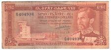 Ethiopia 5 Dollars 1966 P-26
