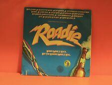 ROADIE - SOUNDTRACK (BLONDIE, CHEAP TRICK +) 1980 EX DOUBLE LP VINYL RECORD -T