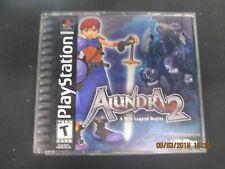 Alundra 2 (PlayStation)
