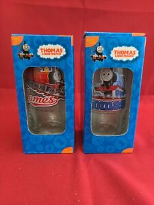Thomas the tank engine and friends James And Thomas Glass Set