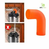 Steam Release Diverter Exhaust Pipe Tube for Instant Pot Protect Cabinets