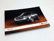 2010 Subaru Forester Brochure