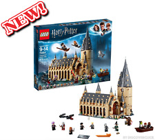 NEW LEGO 75954 Harry Potter Hogwarts Great Hall Castle Building Kit - 878 Pieces