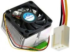 Socket A/462 AMD Duron to 1100mhz CPU/Computer/PC Cooling/Fan/Heatsink/Heat-Sink
