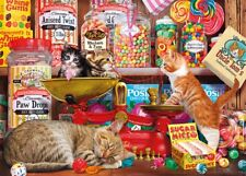 Gibsons - 500 PIECE JIGSAW PUZZLE - Paw Drops & Sugar Mice