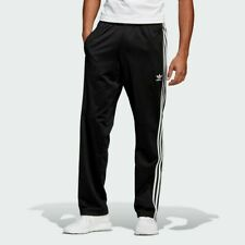 Adidas Originals Men's Firebird Track Pants NEW AUTHENTIC Black ED6897